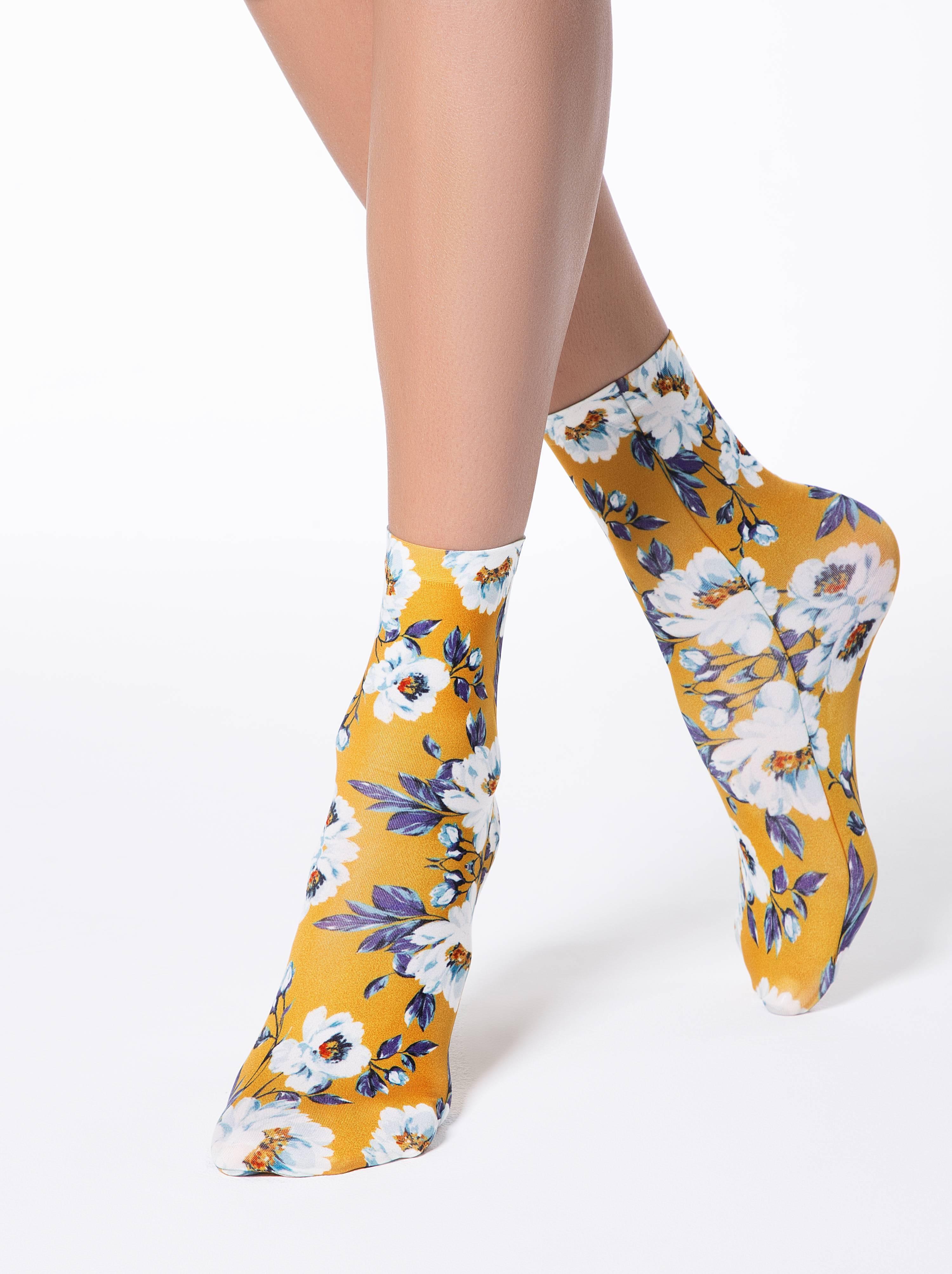 Носки полиамидные женские Conte ⭐️