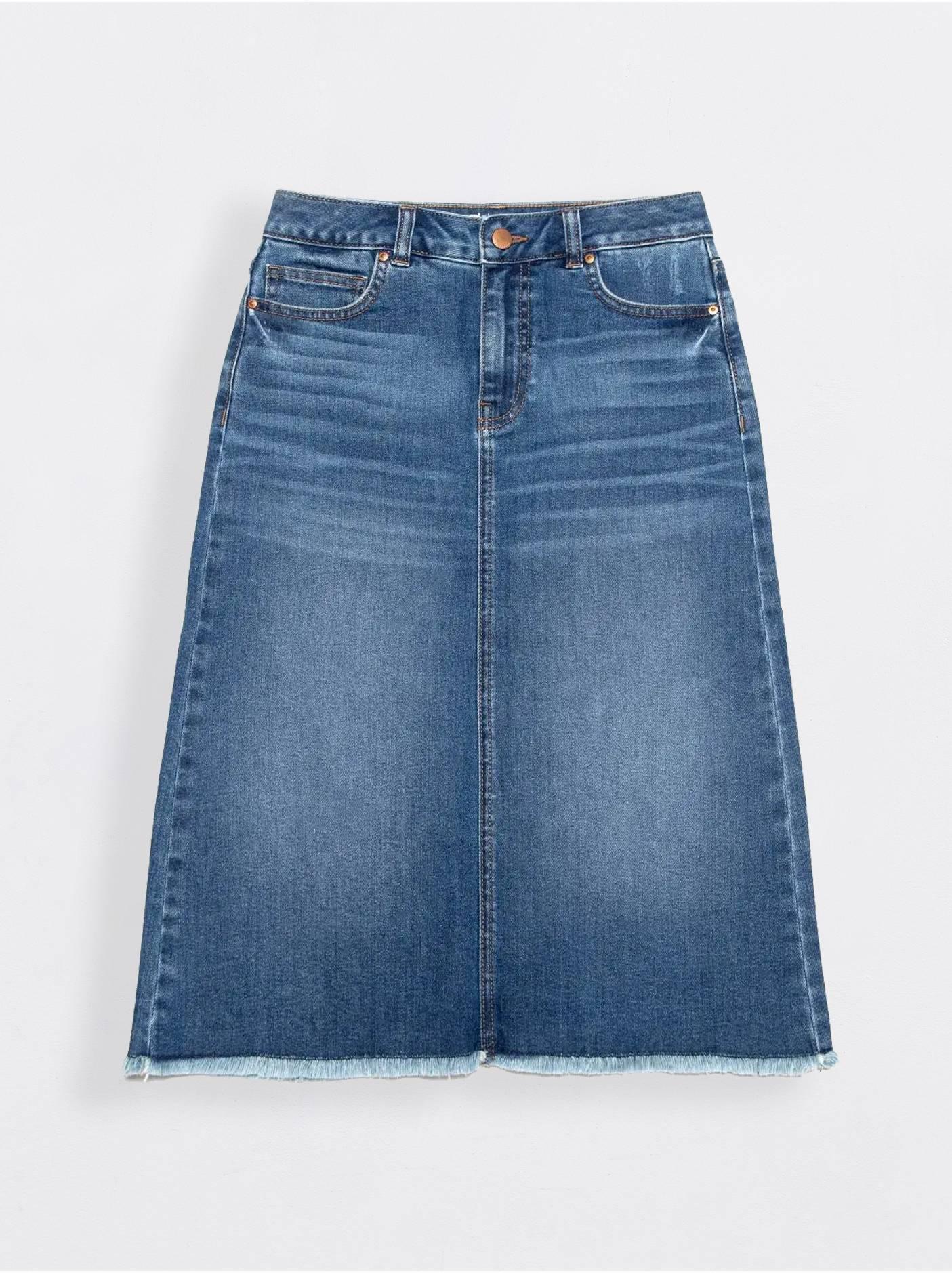 Юбка джинсовая женская Conte ⭐️