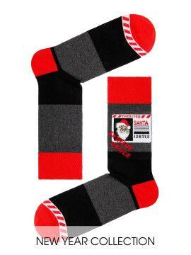 носки мужские новогодние носки