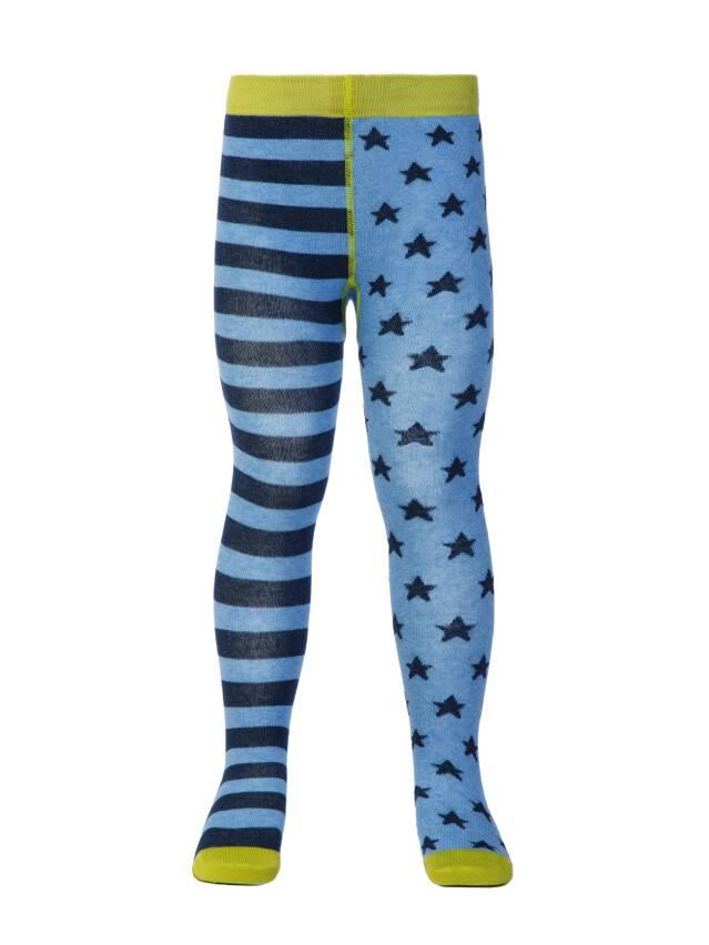Колготки хлопковые детские TIP-TOP (веселые ножки) 14С-79СП, p. 62-74, голубой, рис. 358 - 1