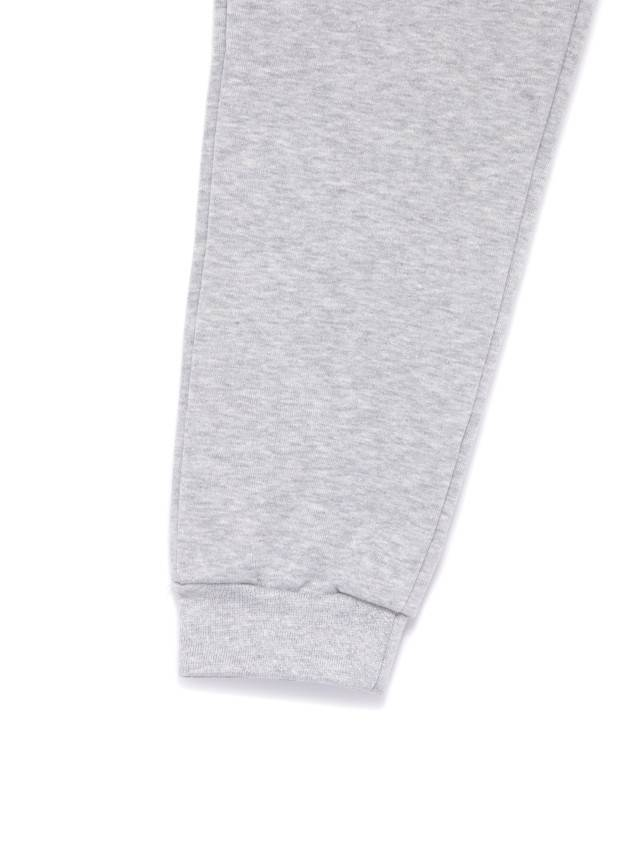 Джоггеры ORA, р.164-102, shiny grey - 4