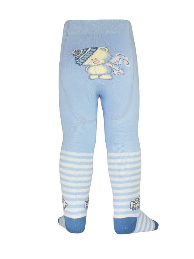 Колготки хлопковые детские TIP-TOP 4С-01СП, p. 62-74, голубой, рис. 331 - 2