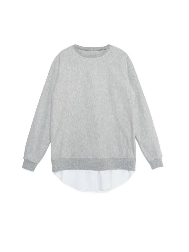 Туника LTH 1046, р.170-100-106, moon grey-white - 4