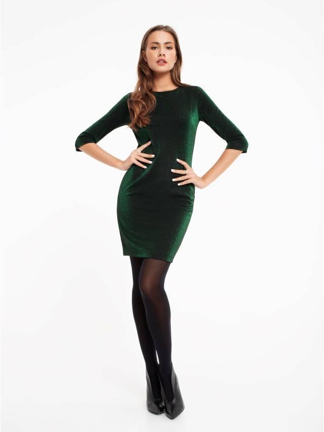 Платье LPL 854, р.170-84-90, green - 2