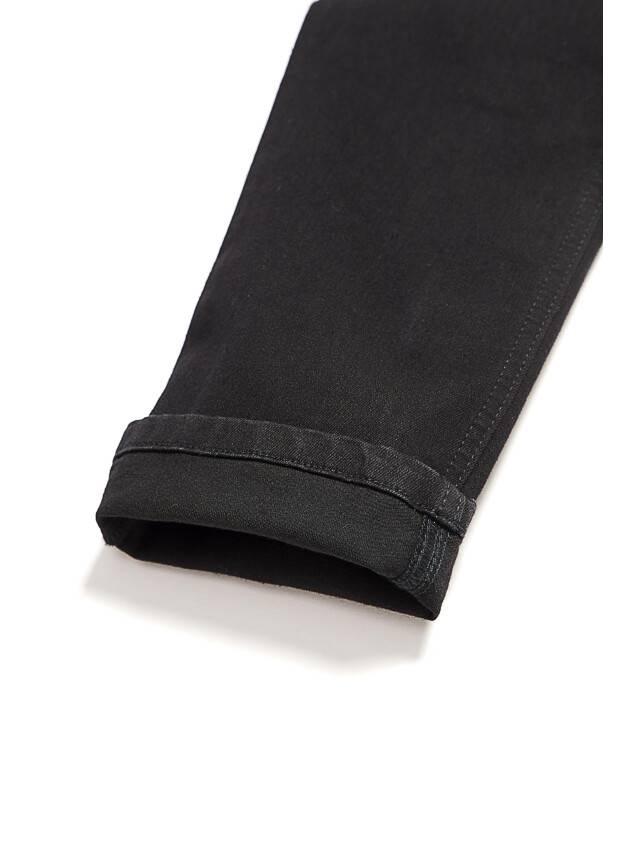 Джинсы Skinny с высокой посадкой CON-96, р.170-102, черный - 8