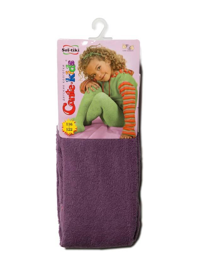 Колготки хлопковые детские SOF-TIKI (махровые) 6С-17СП, p. 116-122, светло-лиловый, рис. 342 - 2
