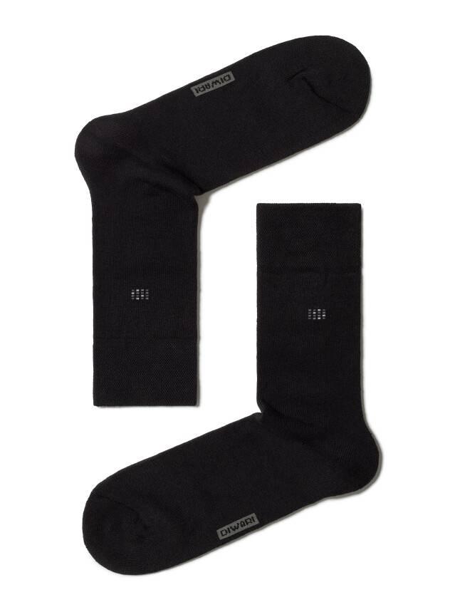 Носки мужские COMFORT (махровые) 7С-24СП, р. 40-41, черный, рис. 017 - 1