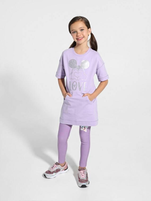 Туника для девочек ©Disney DTH 956, р.128,134-68, blooming lilac - 3