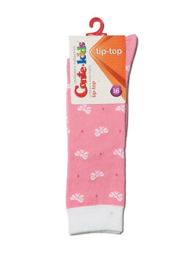 Гольфы хлопковые детские TIP-TOP 7С-21СП, p. 16, светло-розовый, рис. 036 - 2