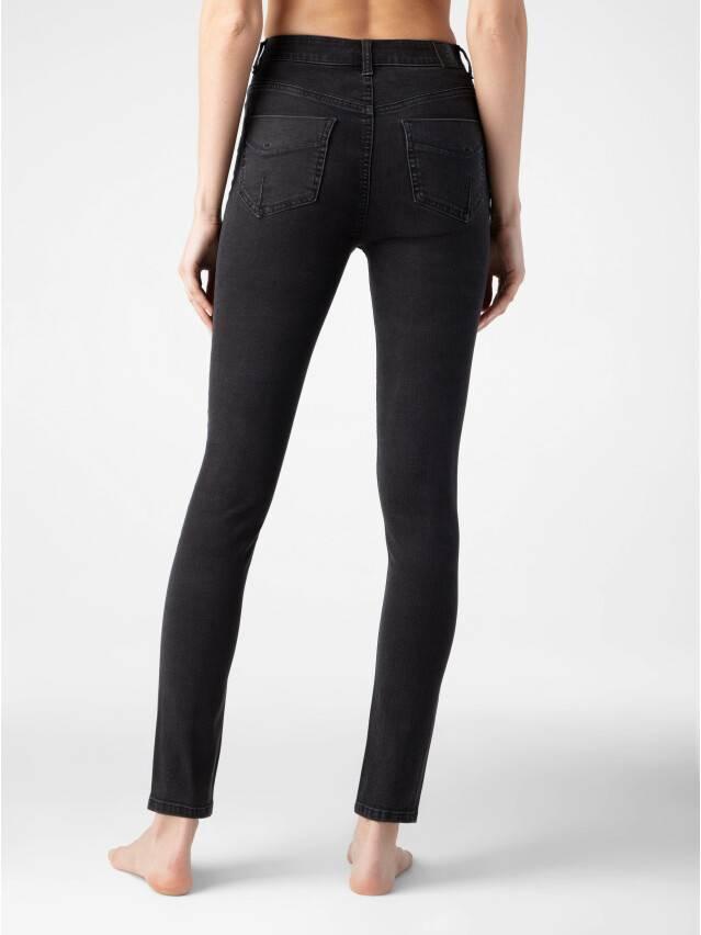 Брюки джинсовые женские CE CON-286, р.170-102, washed black - 2