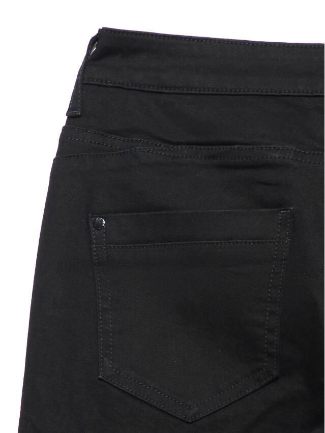 Джинсы skinny с высокой посадкой CON-185 Lycra®, р.170-102, deep black - 7
