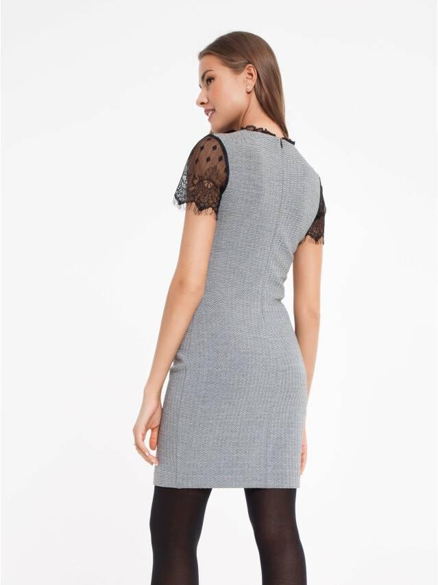 Платье LPL 849, р.170-84-90, grey - 3