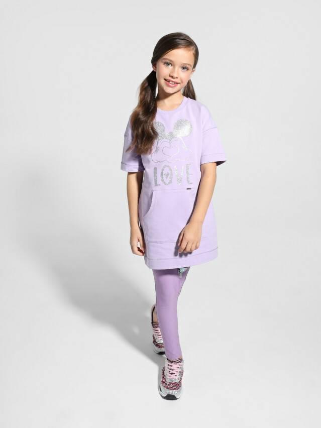 Туника для девочек ©Disney DTH 956, р.128,134-68, blooming lilac - 2