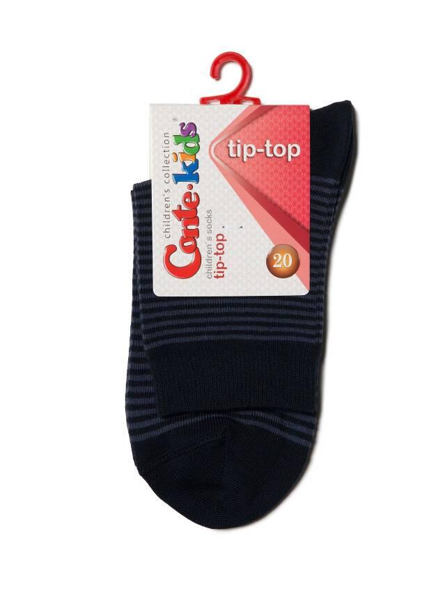Носки хлопковые детские TIP-TOP 5С-11СП, p. 20, темно-синий, рис. 139 - 2