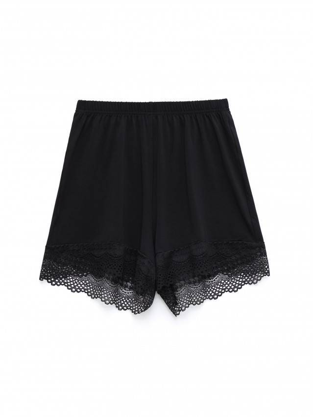 Women's shorts for home COMFORT LOUNGEWEAR LHW 990, s.170-90, black - 3