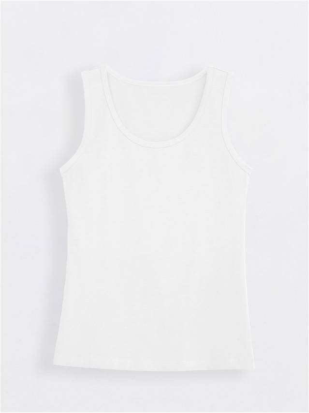 Майка женская COMFORT LM 566, р.170,176-100, белый - 1