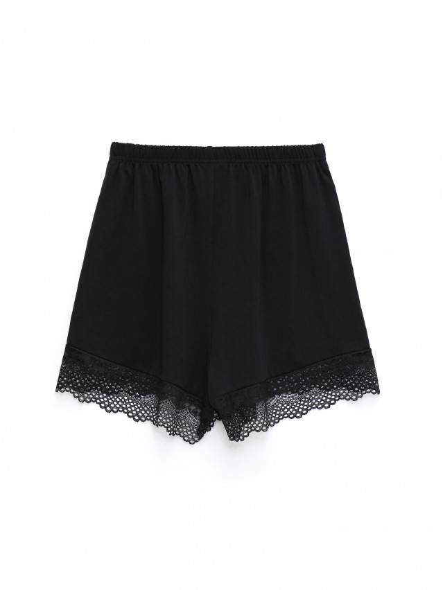Women's shorts for home COMFORT LOUNGEWEAR LHW 990, s.170-90, black - 4
