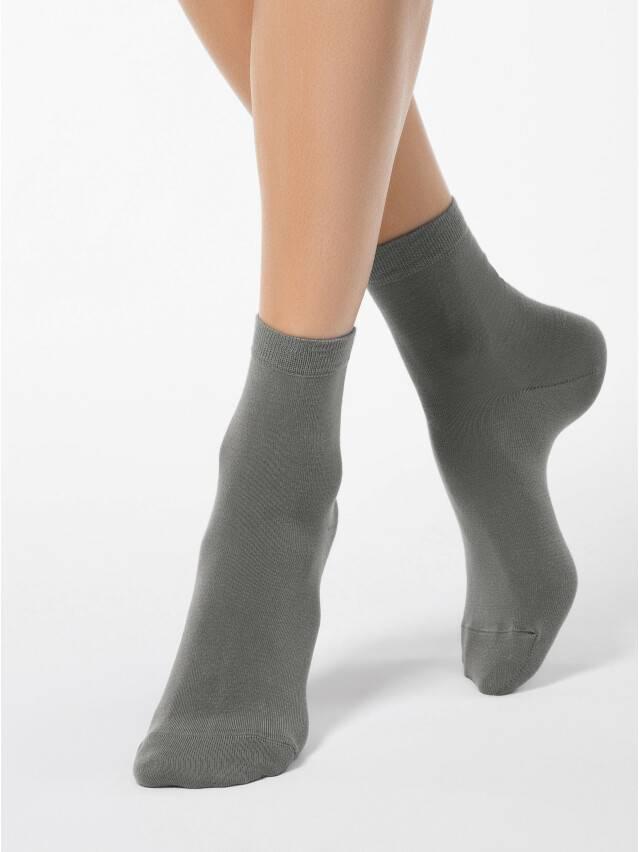 Носки вискозные женские CLASSIC (микромодал) 13С-64СП, р. 36-37, темно-серый, рис. 000 - 1