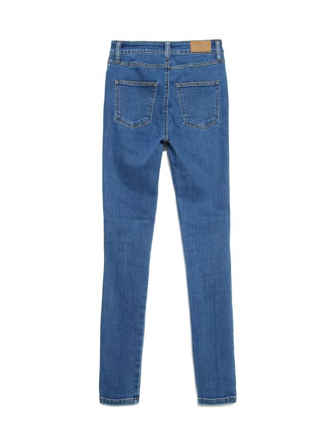 Джинсы skinny с супервысокой посадкой CON-174 Lycra®, р.170-102, authentic blue - 4