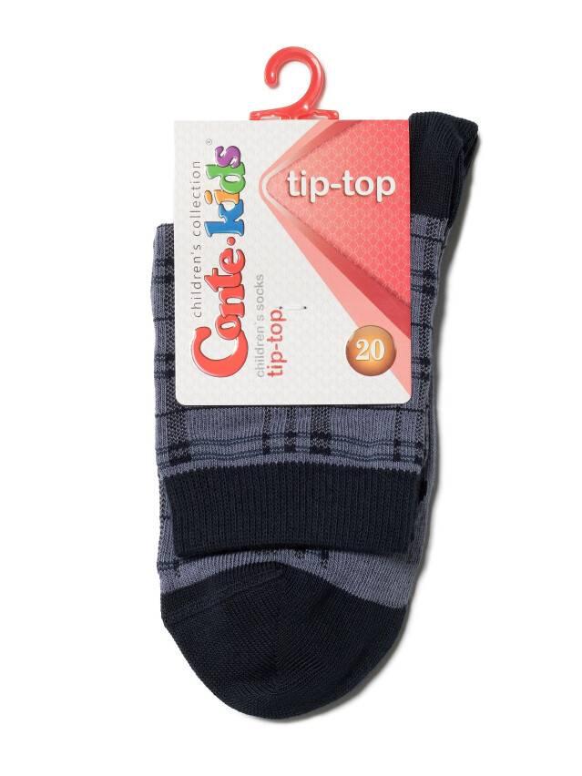 Носки хлопковые детские TIP-TOP 5С-11СП, p. 20, темный джинс, рис. 196 - 2