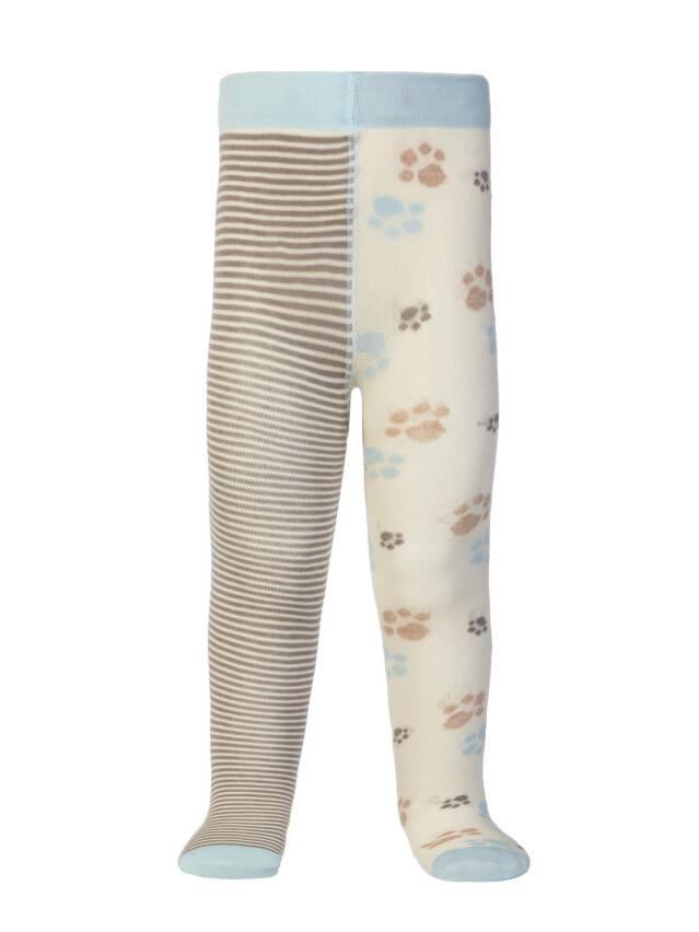 Колготки хлопковые детские TIP-TOP (веселые ножки) 14С-79СП, p. 62-74, капучино-серый, рис. 356 - 2