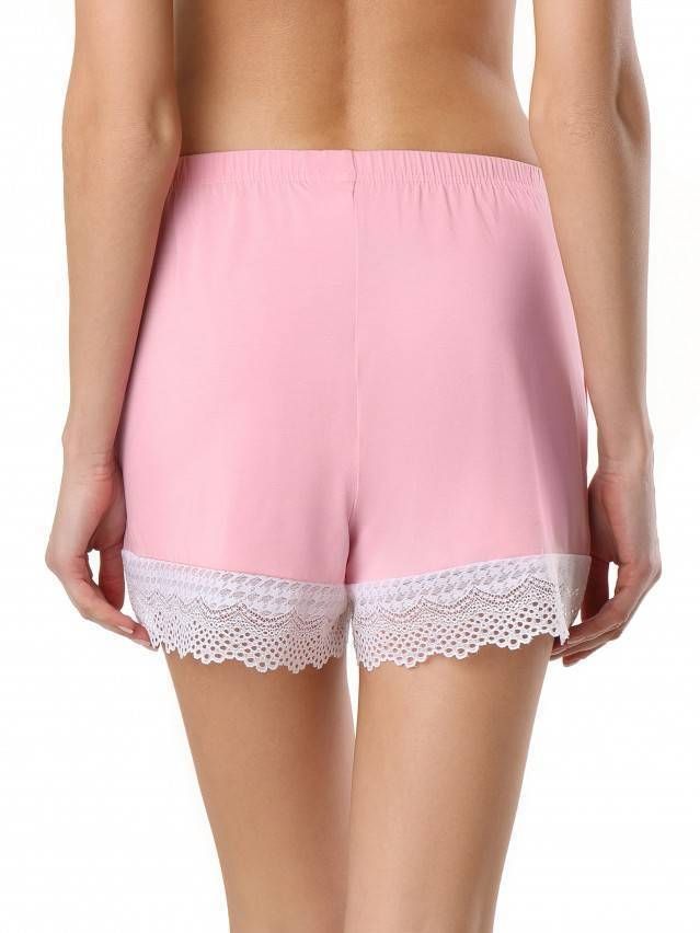 Women's shorts for home COMFORT LOUNGEWEAR LHW 990, s.170-90, primerose pink - 2