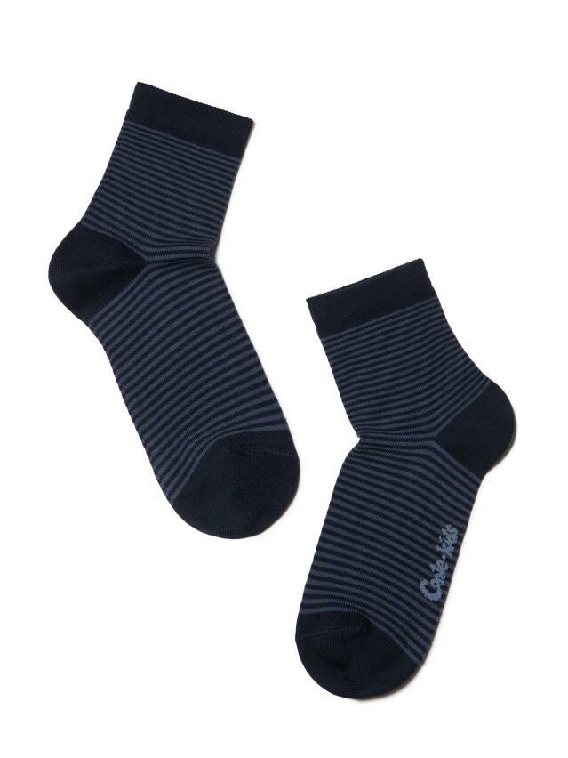 Носки хлопковые детские TIP-TOP 5С-11СП, p. 20, темно-синий, рис. 139 - 1