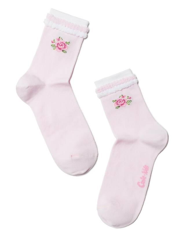 Носки хлопковые детские TIP-TOP (пикот) 13С-44СП, p. 22, светло-розовый, рис. 194 - 1