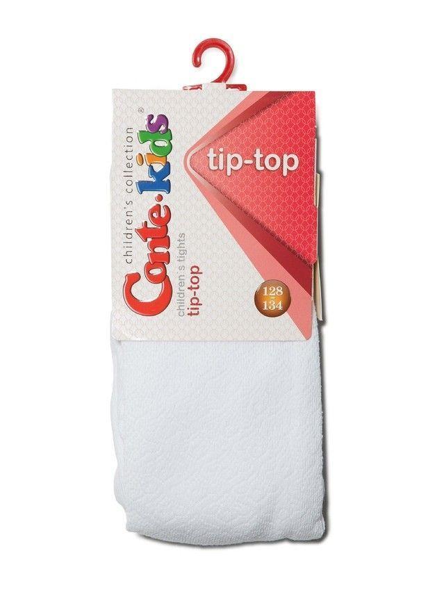 Колготки хлопковые детские TIP-TOP 4С-04СП, p. 116-122, белый, рис. 363 - 2
