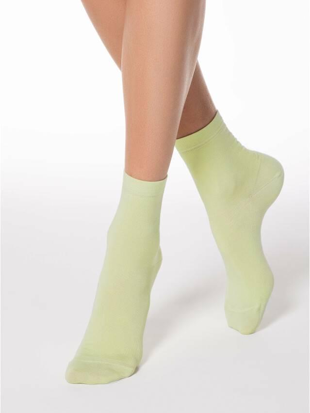 Носки вискозные женские CLASSIC (микромодал) 13С-64СП, р. 38-39, салатовый, рис. 000 - 1