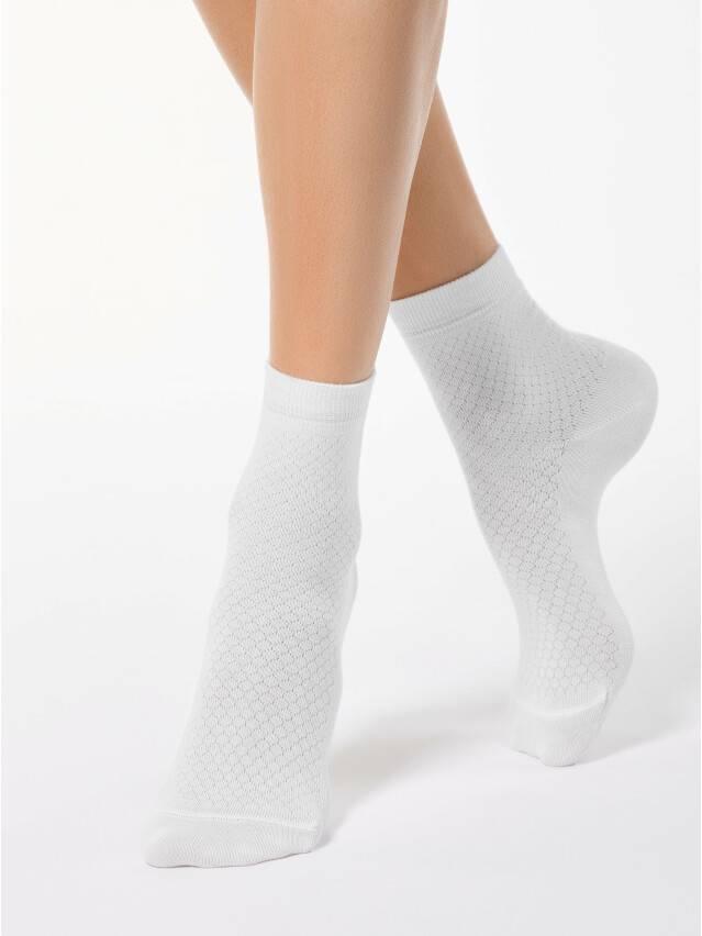 Носки хлопковые женские CLASSIC 15С-15СП, р. 36-37, белый, рис. 061 - 1