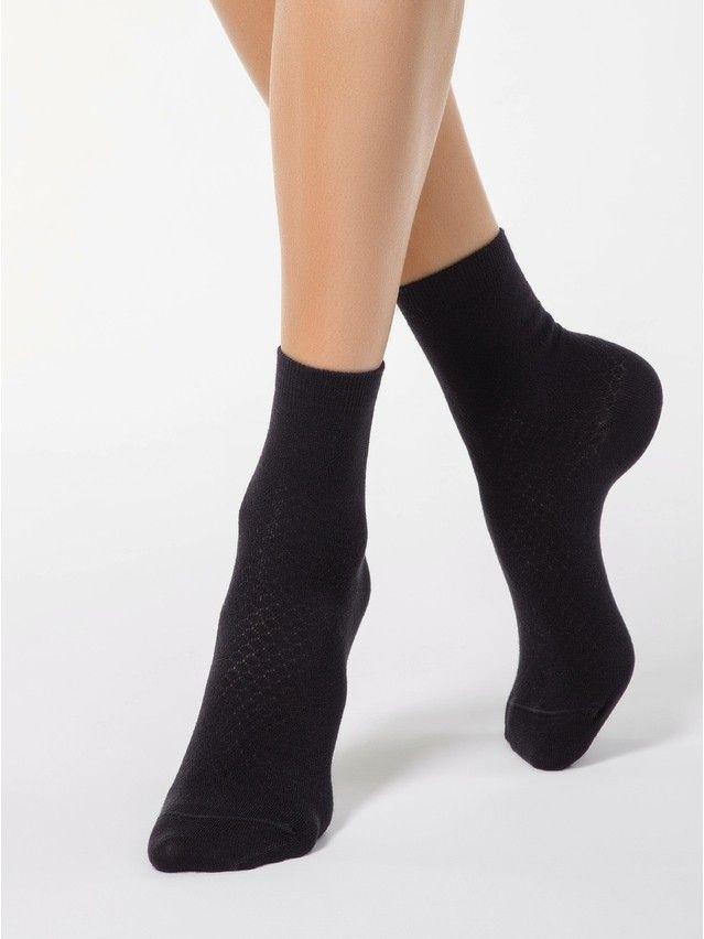 Носки хлопковые женские CLASSIC 15С-15СП, р. 36-37, черный, рис. 061 - 1