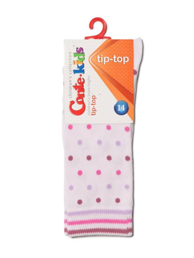 Гольфы хлопковые детские TIP-TOP 7С-21СП, p. 14, светло-розовый, рис. 035 - 2
