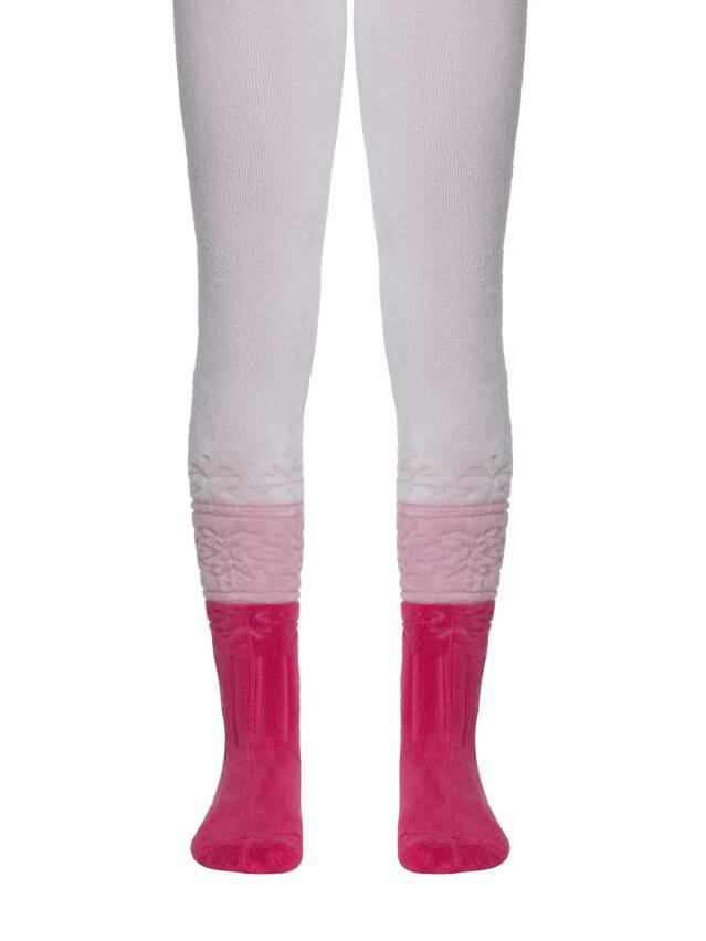 Колготки хлопковые детские SOF-TIKI (махровые) 6С-17СП, p. 116-122, светло-розовый, рис. 255 - 1