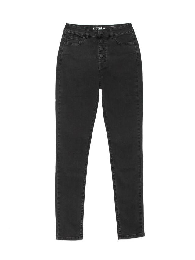 Брюки джинсовые женские CE CON-286, р.170-102, washed black - 4