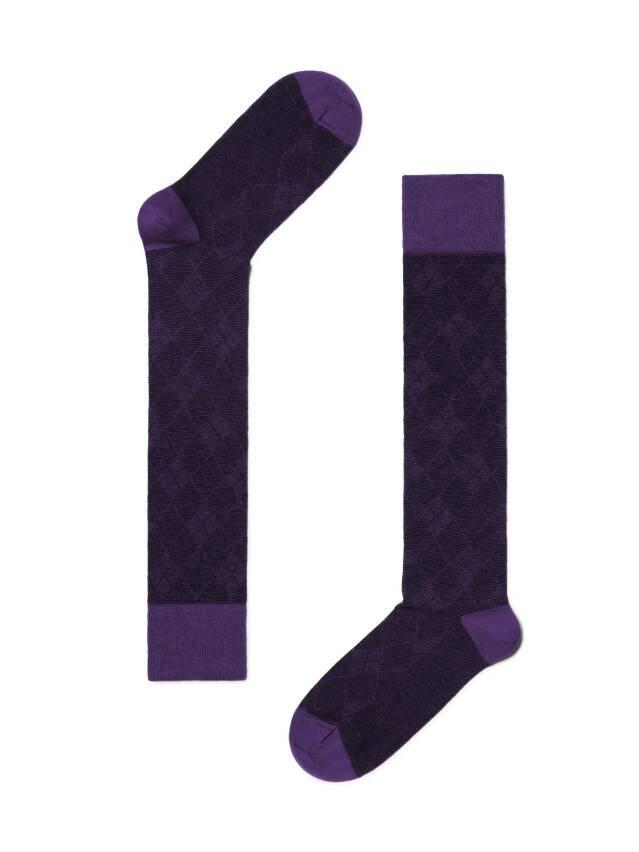 Гольфы хлопковые женские CLASSIC 7С-59СП, р. 38-39, фиолетовый, рис. 003 - 2