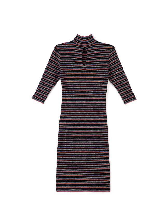 Платье LPL 836-1, р.170-84-90, nero - 4