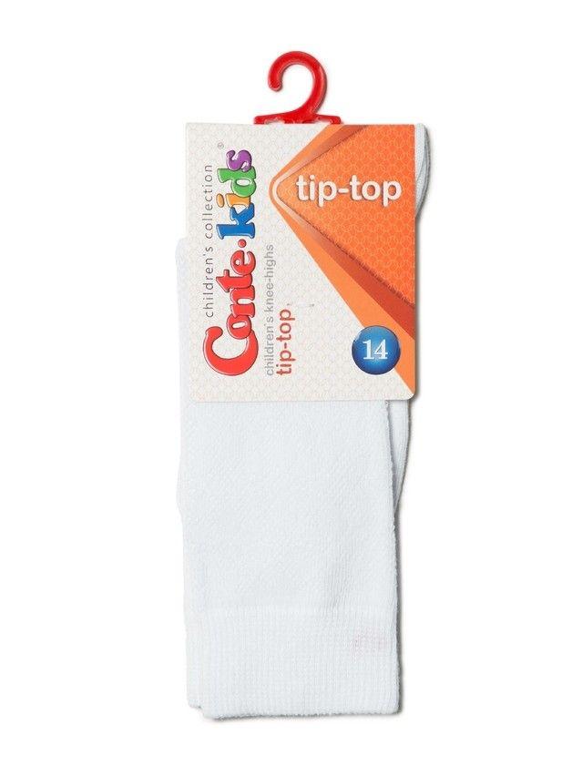 Гольфы хлопковые детские TIP-TOP 7С-21СП, p. 14, белый, рис. 002 - 2