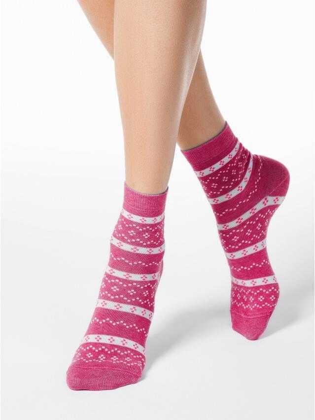 Носки хлопковые женские CLASSIC 15С-15СП, р. 38-39, розовый, рис. 062 - 1
