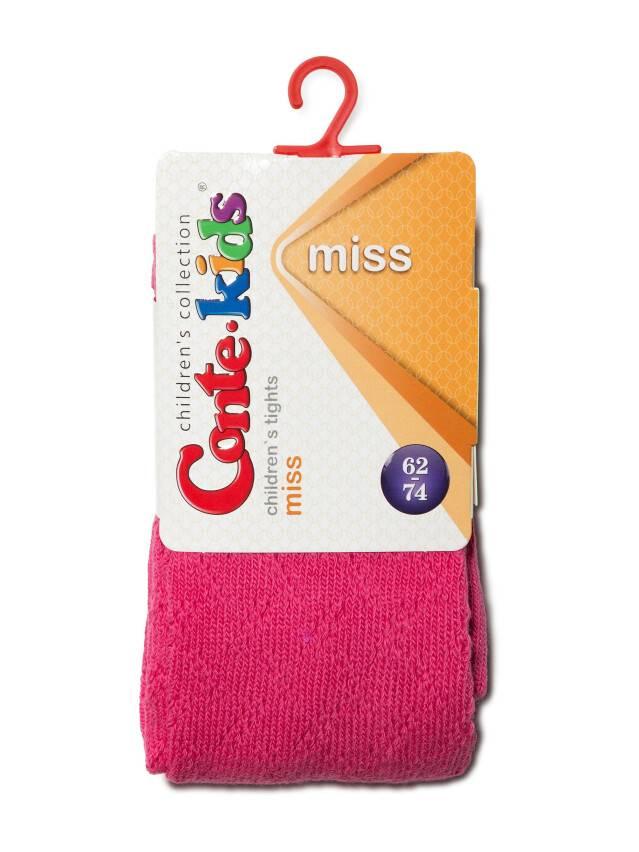 Колготки хлопковые детские MISS (ажурные) 7С-80СП, p. 62-74, розовый, рис. 265 - 2