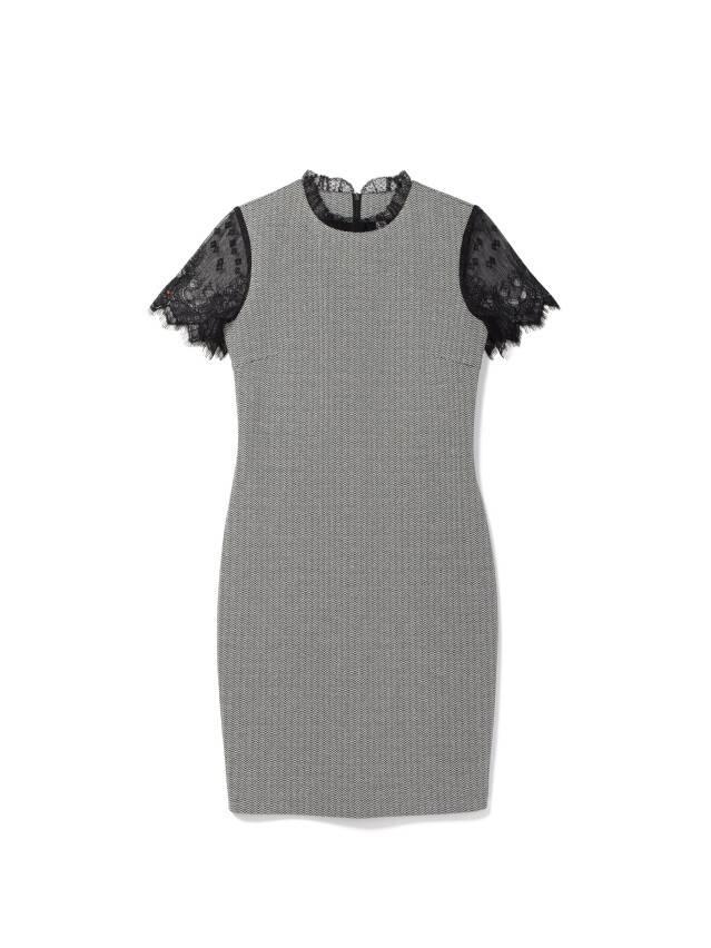 Платье LPL 849, р.170-84-90, grey - 4