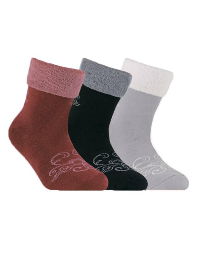 Махровые носки SOF-TIKI с отворотом 1