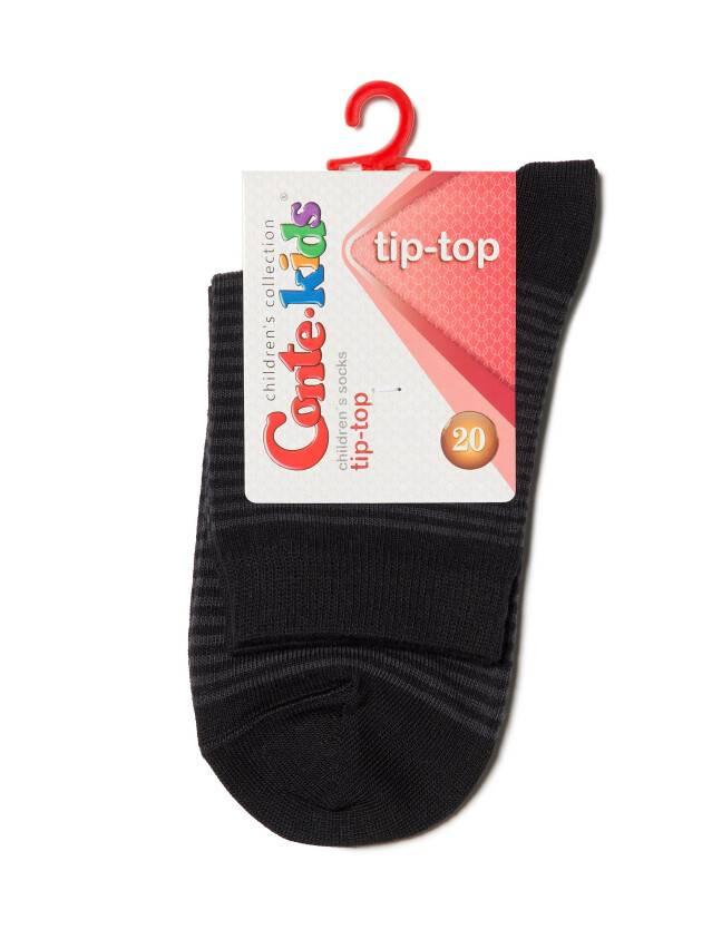 Носки хлопковые детские TIP-TOP 5С-11СП, p. 20, черный, рис. 139 - 2