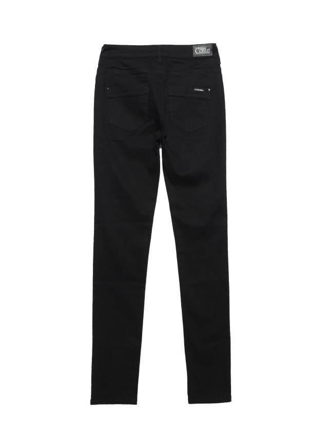 Джинсы skinny с высокой посадкой CON-185 Lycra®, р.170-102, deep black - 4