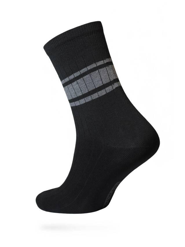 Носки мужские CLASSIC (90% хлопок) 14С-94СП, р. 40-41, черный, рис. 031 - 1