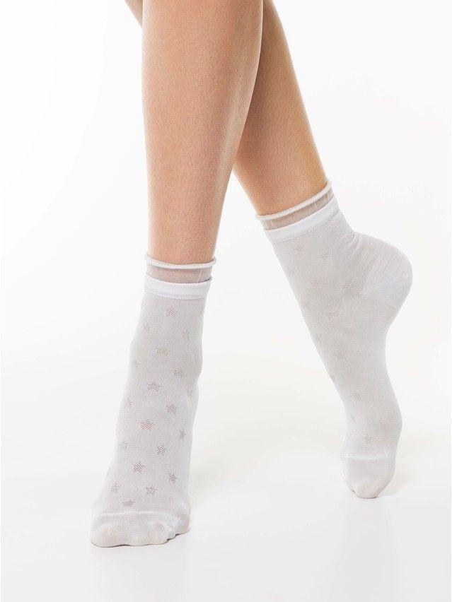 Носки женские вискозные CE CLASSIC 19С-189СП, р.36-37, 491 белый - 1