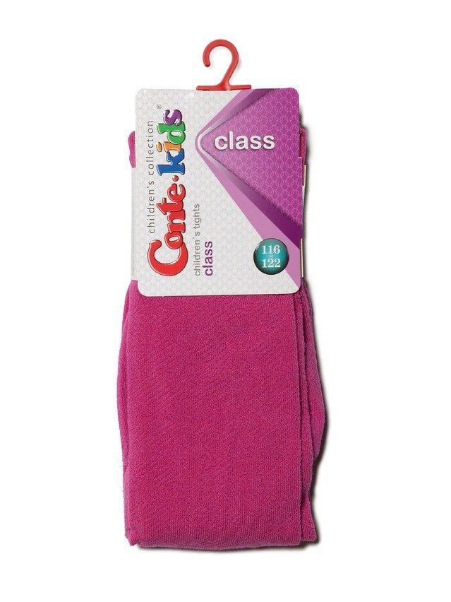 Колготки хлопковые детские CLASS (тонкие) 7С-31СП, p. 104-110, малиновый, рис. 199 - 2