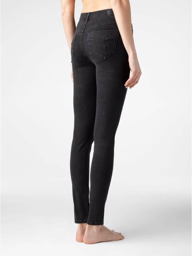 Брюки джинсовые женские CE CON-286, р.170-102, washed black - 3