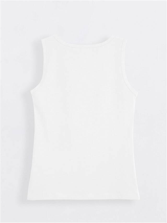 Майка женская COMFORT LM 566, р.170,176-100, белый - 2