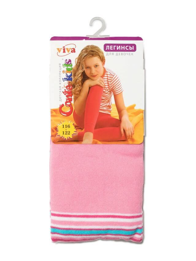 Леггинсы для девочек VIVA 6С-14СП, p. 116-122, светло-розовый, рис. 006 - 2